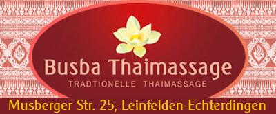 Busba Thaimassage, Leinfelden-Echterdingen